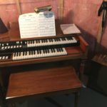 1953 Hammond B3 Organ with reverb unit