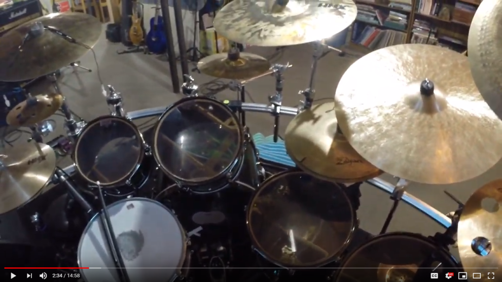 yamaha live custom kit tour youtube screenshot