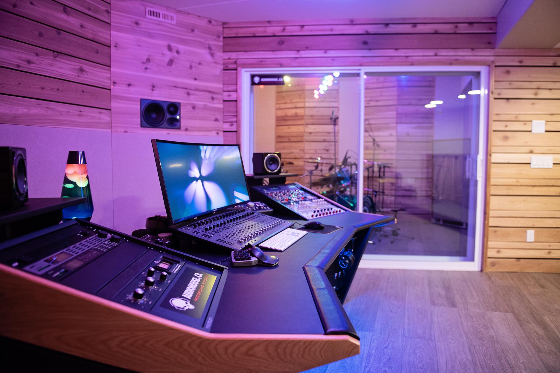 audiohouse recording studio