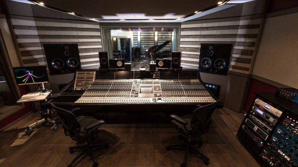 ocl studios control room